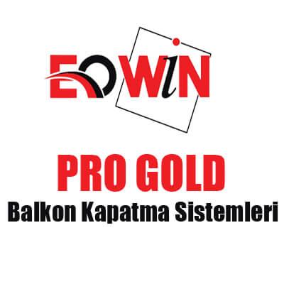 Pro Gold Cam Balkon Sistem