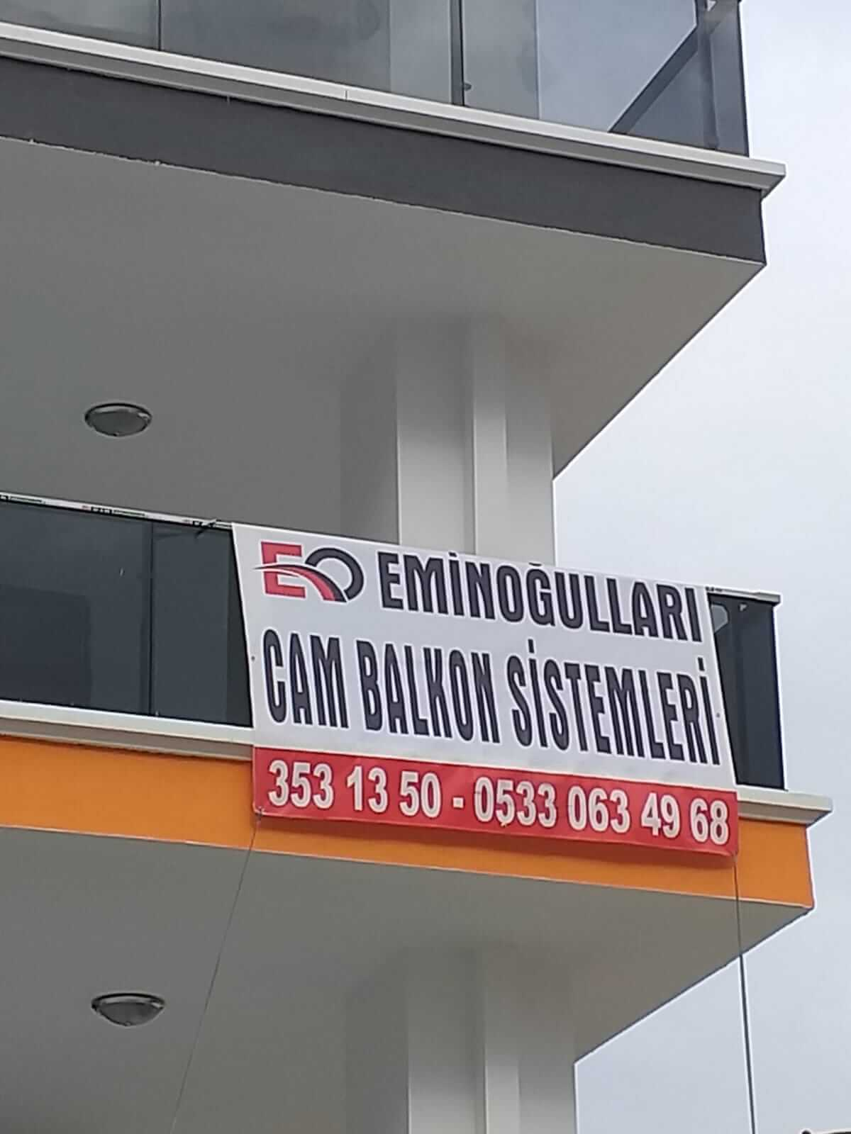 Ankara Eryaman Pro Gold Cam Balkon