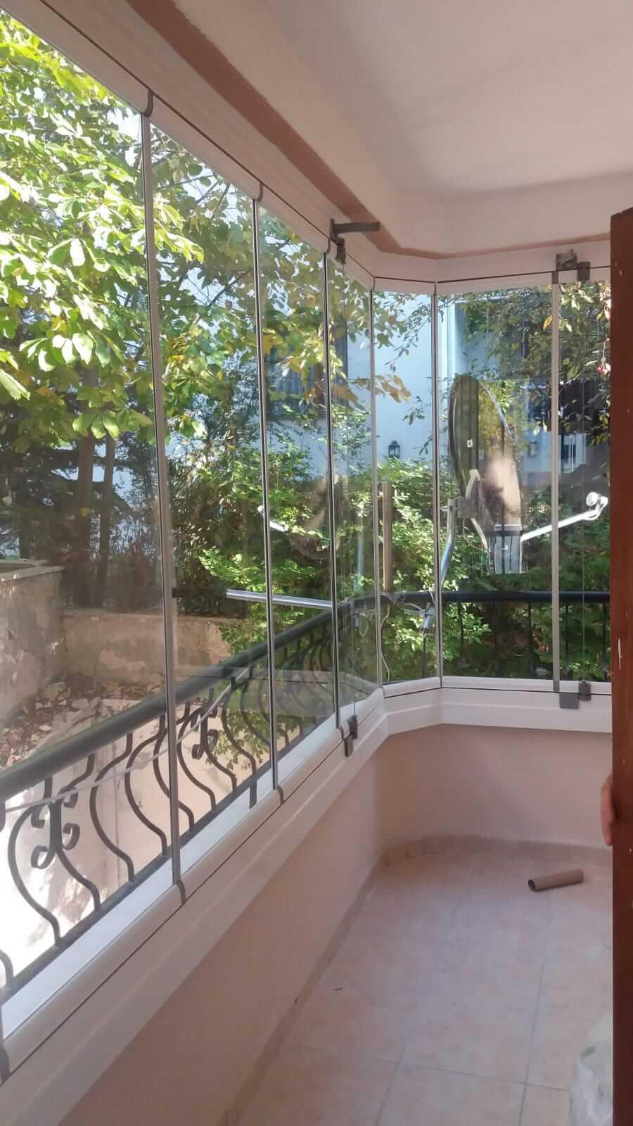 Ankara İvedik Pro Gold Cam Balkon