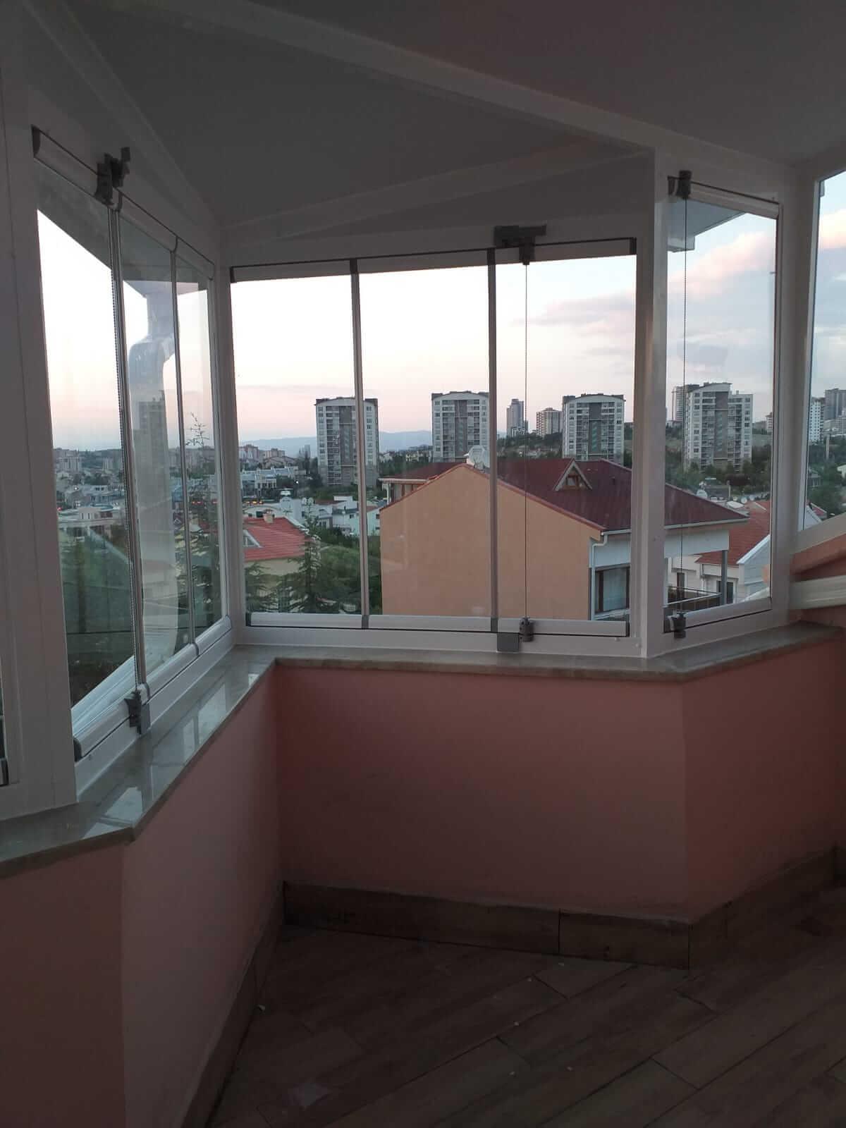 Ankara Mamak Pro Gold Cam Balkon