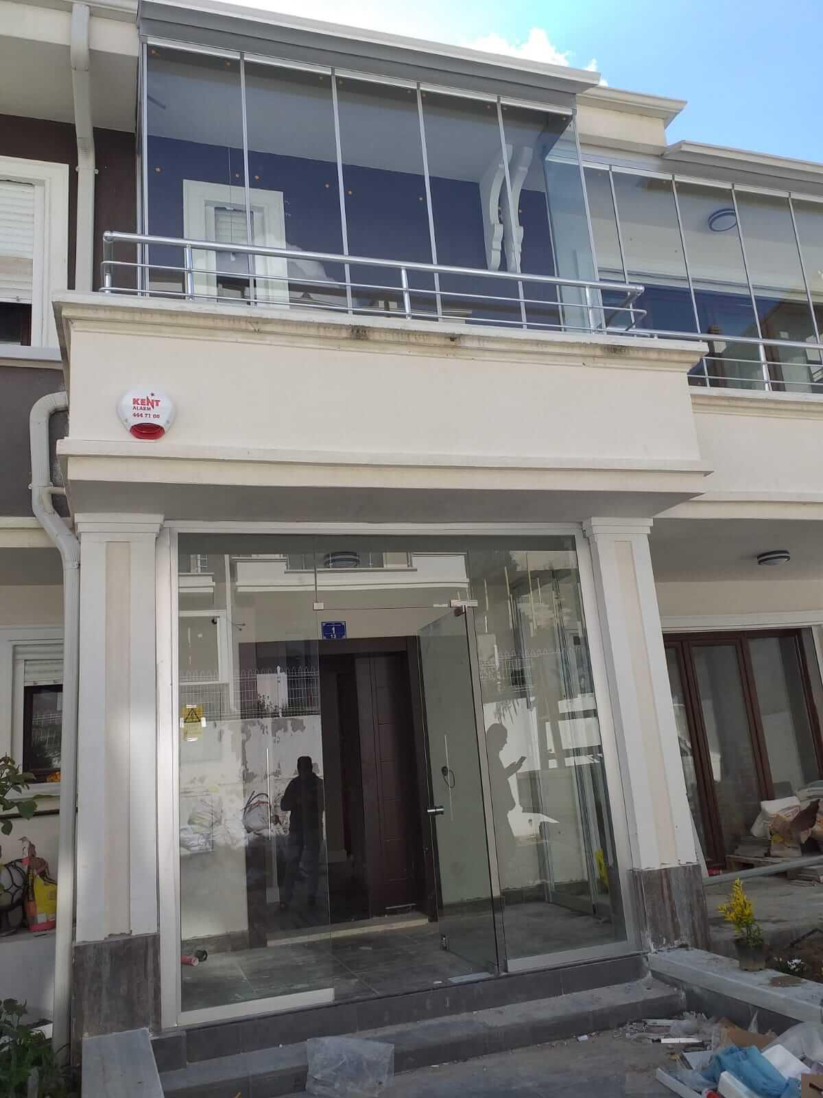 Ankara Ümitköy Pro Gold Cam Balkon