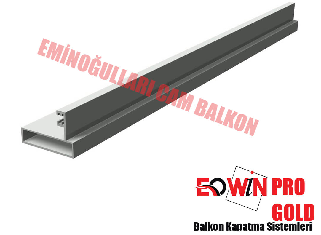 Ankara Cam Balkon, Pro Gold Cam Balkon 1'lik Dikme