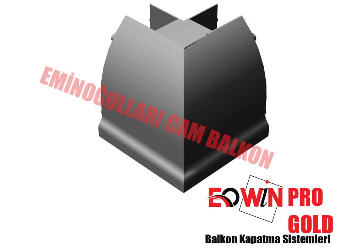 Ankara Cam Balkon, Pro Gold Cam Balkon Kapak 45 90 Derece