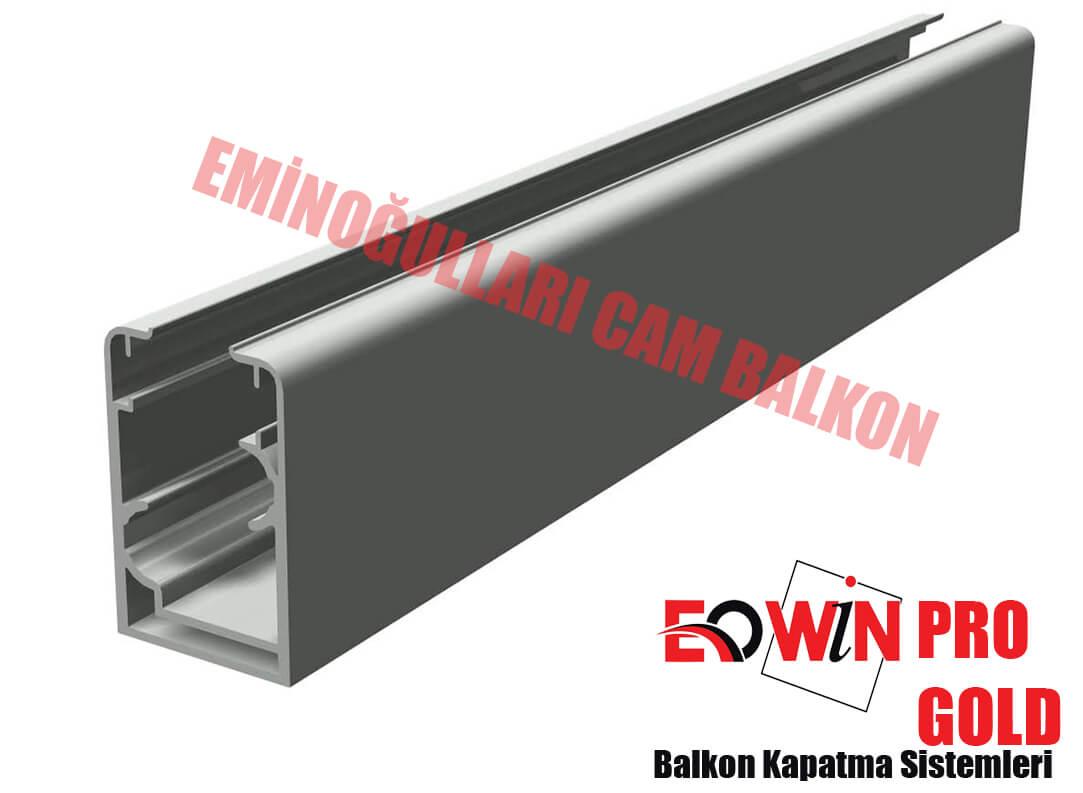 Ankara Cam Balkon, Pro Gold Cam Balkon Düz Kasa