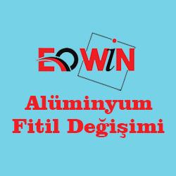 Ankara cam balkon alüminyum fitil değişimi
