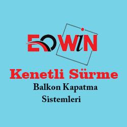 Ankara Isıcamlı Cam Balkon Kenetli Sürme
