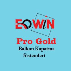 Ankara Isıcamlı Cam Balkon Pro Gold