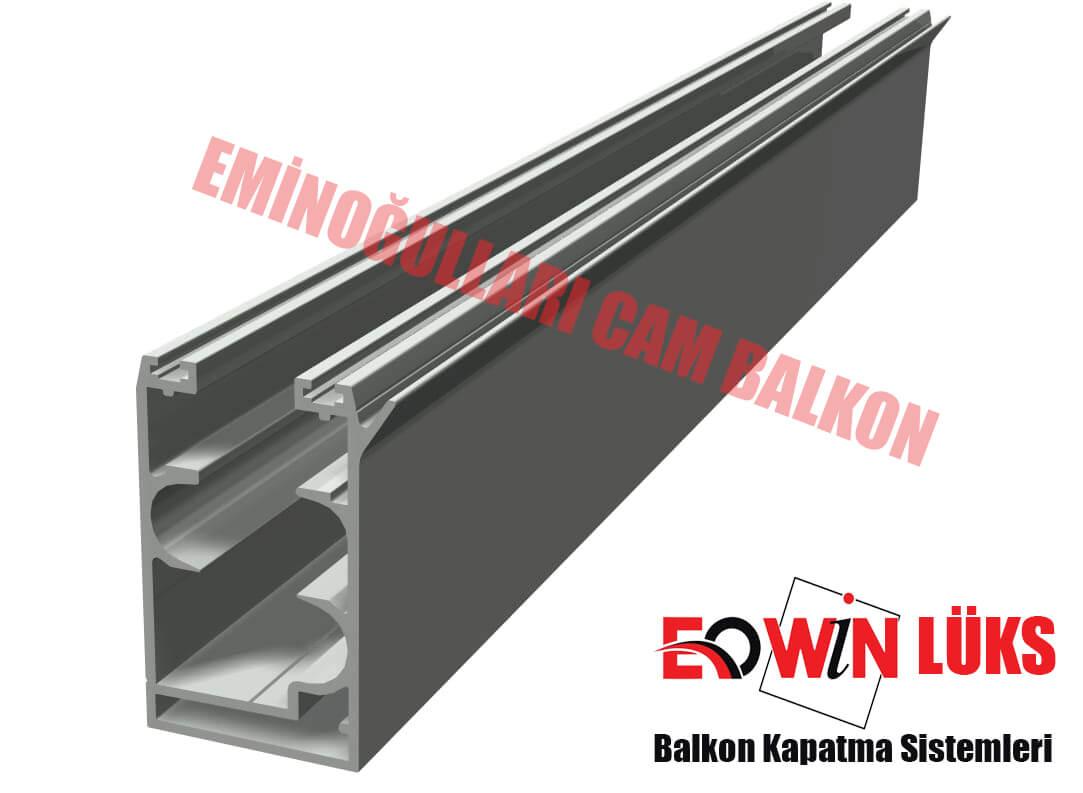 ısıcamlı Cam Balkon Eowin Lüks Seri Alüminyum Kasa
