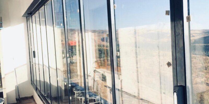 Ankara Isıcamlı Cam Balkon Sistemleri