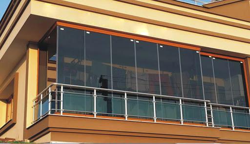 Eryaman Isıcamlı Cam Balkon