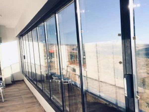 Isıcamlı Cam Balkon Sistemleri